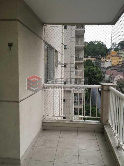 8 - Apartamento 2 quartos à venda São Cristóvão, Rio de Janeiro - R$ 490.000 - LAAP24685 - 9