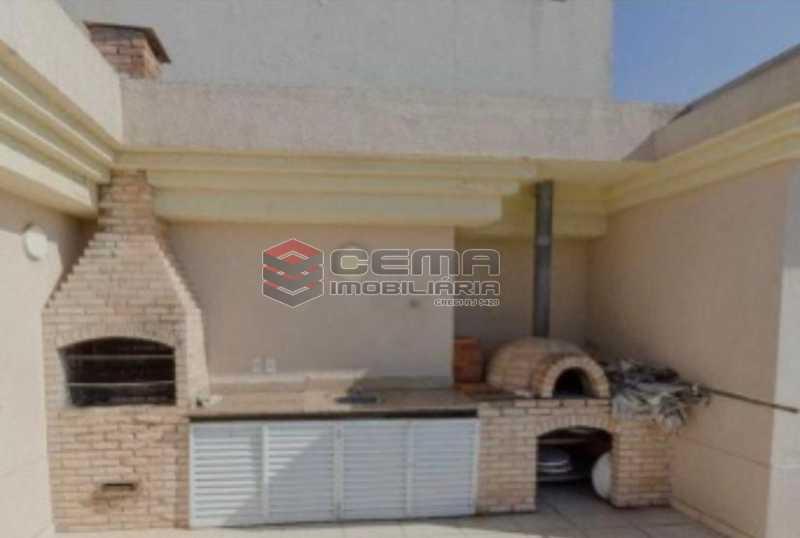 26 - Apartamento 2 quartos à venda São Cristóvão, Rio de Janeiro - R$ 490.000 - LAAP24685 - 27