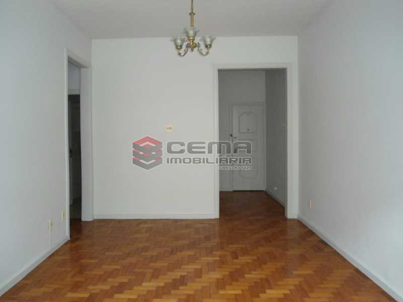 1 -  Sala - Apartamento 3 quartos à venda Ipanema, Zona Sul RJ - R$ 2.180.000 - LAAP33988 - 1