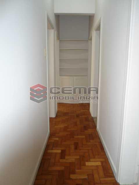 4 - Circulação - Apartamento 3 quartos à venda Ipanema, Zona Sul RJ - R$ 2.180.000 - LAAP33988 - 5