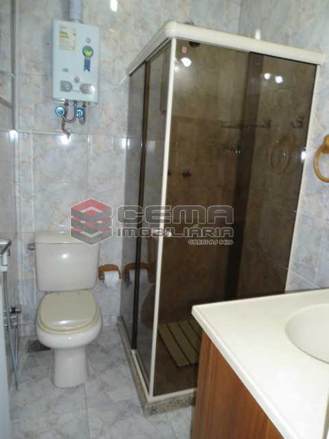 6 -  Banheiro Suite - Apartamento 3 quartos à venda Ipanema, Zona Sul RJ - R$ 2.180.000 - LAAP33988 - 7