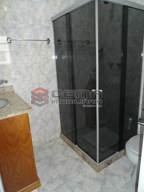 10 - Banheiro Social - Apartamento 3 quartos à venda Ipanema, Zona Sul RJ - R$ 2.180.000 - LAAP33988 - 11
