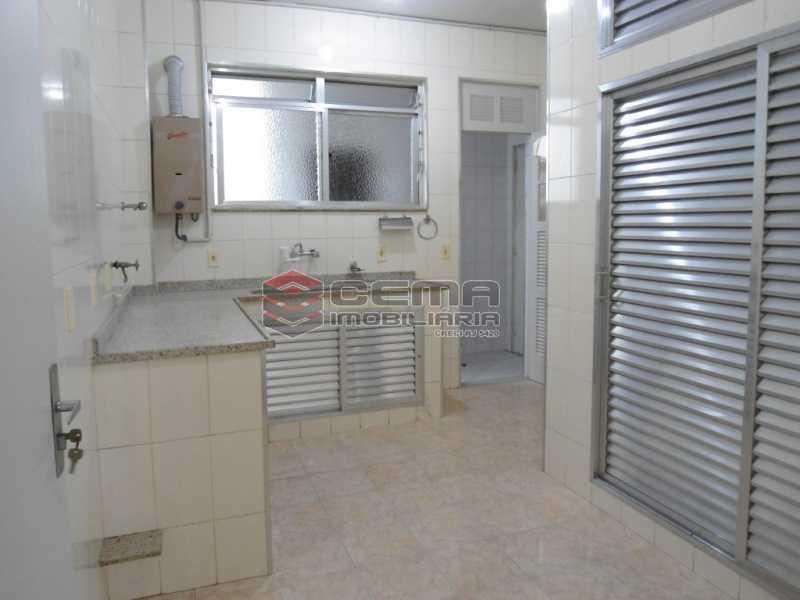 13 - Cozinha - Apartamento 3 quartos à venda Ipanema, Zona Sul RJ - R$ 2.180.000 - LAAP33988 - 14