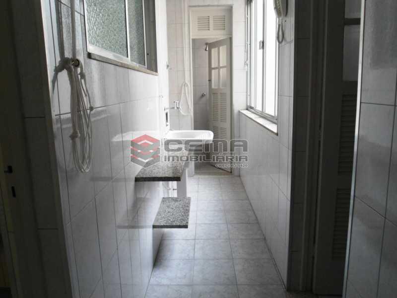 15 - Área de Servico - Apartamento 3 quartos à venda Ipanema, Zona Sul RJ - R$ 2.180.000 - LAAP33988 - 16
