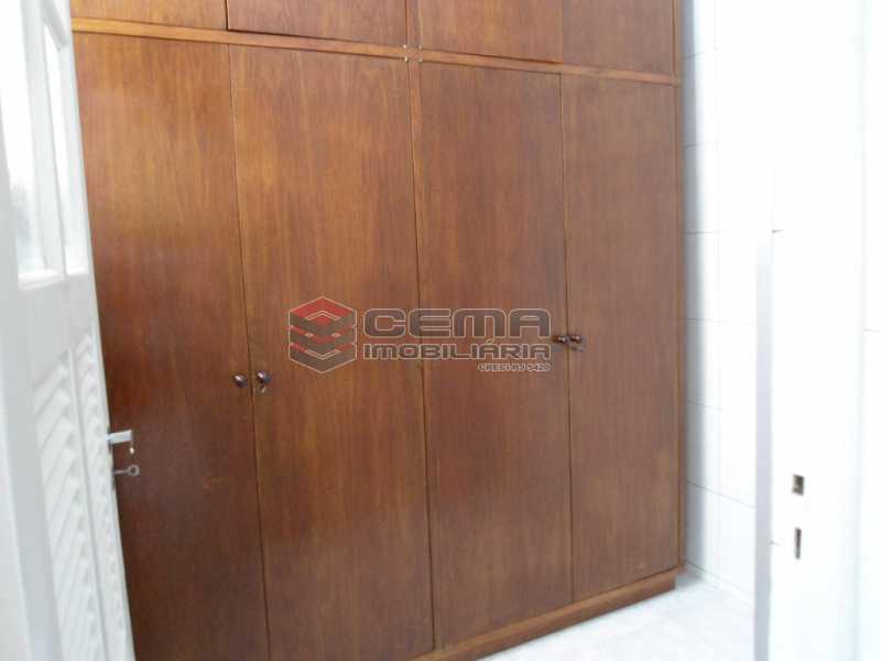 16 - Quarto de Empregada - Apartamento 3 quartos à venda Ipanema, Zona Sul RJ - R$ 2.180.000 - LAAP33988 - 17