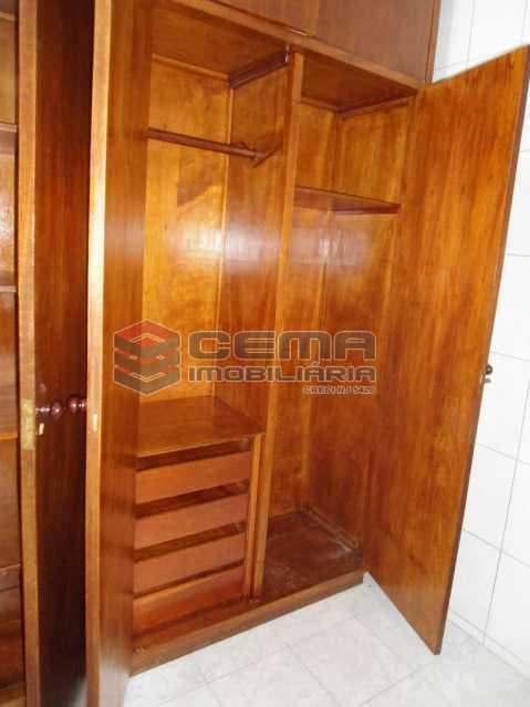 17 - Quarto de Empregada - Apartamento 3 quartos à venda Ipanema, Zona Sul RJ - R$ 2.180.000 - LAAP33988 - 18