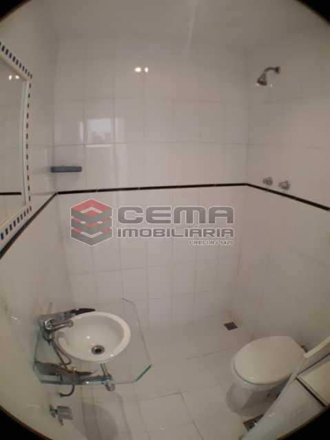 banheiro social 2 - Apartamento 2 quartos para alugar Botafogo, Zona Sul RJ - R$ 2.800 - LAAP24689 - 9