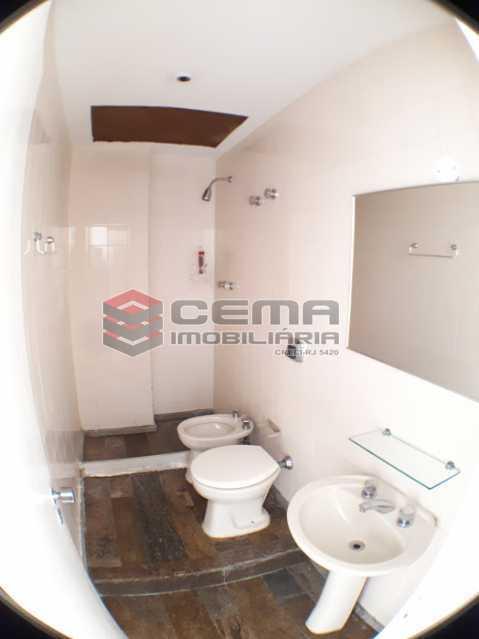banheiro social 1 - Apartamento 2 quartos para alugar Botafogo, Zona Sul RJ - R$ 2.800 - LAAP24689 - 7