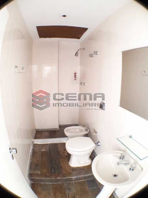 banheiro social 1 - Apartamento 2 quartos para alugar Botafogo, Zona Sul RJ - R$ 2.800 - LAAP24689 - 8