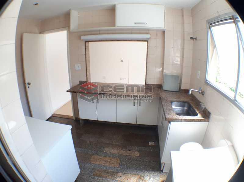cozinha - Apartamento 2 quartos para alugar Botafogo, Zona Sul RJ - R$ 2.800 - LAAP24689 - 17