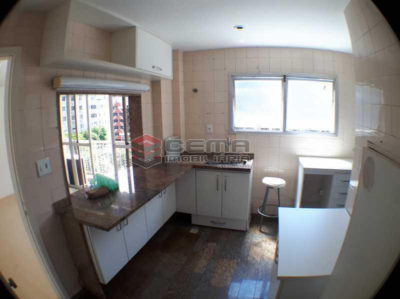 cozinha - Apartamento 2 quartos para alugar Botafogo, Zona Sul RJ - R$ 2.800 - LAAP24689 - 18