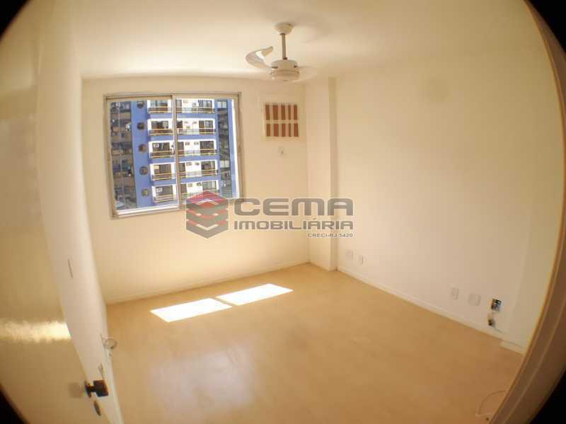 quarto 1 - Apartamento 2 quartos para alugar Botafogo, Zona Sul RJ - R$ 2.800 - LAAP24689 - 12