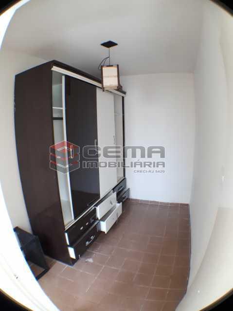 quarto de serviço - Apartamento 2 quartos para alugar Botafogo, Zona Sul RJ - R$ 2.800 - LAAP24689 - 21