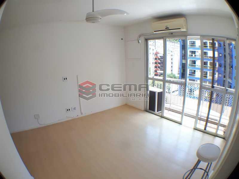 sala - Apartamento 2 quartos para alugar Botafogo, Zona Sul RJ - R$ 2.800 - LAAP24689 - 1