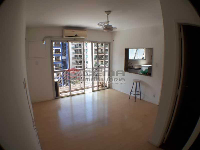 sala - Apartamento 2 quartos para alugar Botafogo, Zona Sul RJ - R$ 2.800 - LAAP24689 - 3
