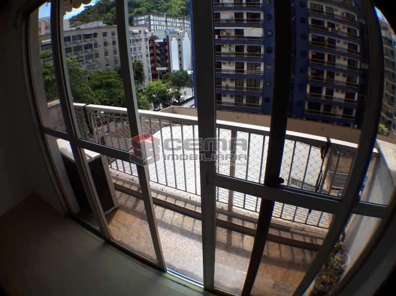 varanda - Apartamento 2 quartos para alugar Botafogo, Zona Sul RJ - R$ 2.800 - LAAP24689 - 5
