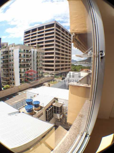 vista - Apartamento 2 quartos para alugar Botafogo, Zona Sul RJ - R$ 2.800 - LAAP24689 - 16