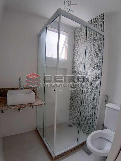 banheiro suíte  - dois quartos com vaga catete - LAAP24693 - 9