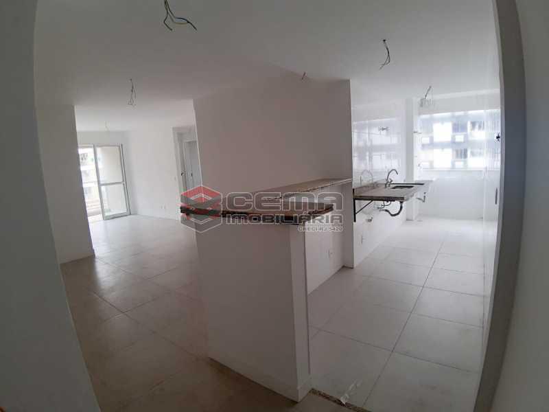 cozinha americana  - dois quartos com vaga catete - LAAP24693 - 14