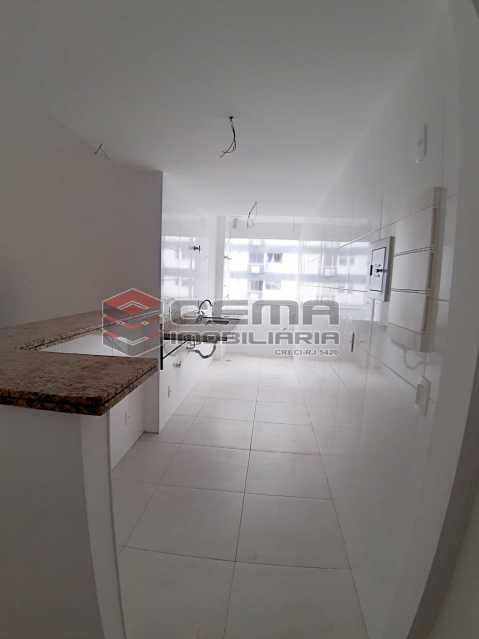 cozinha  - dois quartos com vaga catete - LAAP24693 - 16