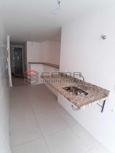cozinha  - dois quartos com vaga catete - LAAP24693 - 17