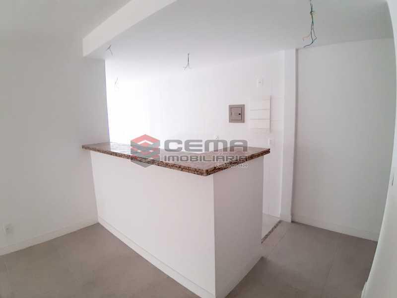 cozinha americana   - dois quartos com vaga catete - LAAP24693 - 15