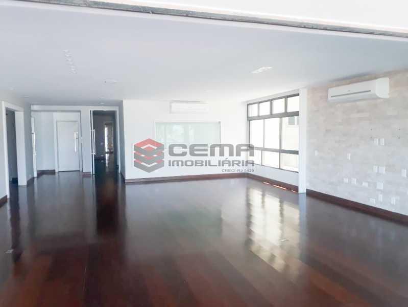 IMG-20200925-WA0041 - Apartamento de alto padrão para alugar com 4 quartos sendo 3 suites e 2 VAGAS na garagem em Ipanema, Zona Sul, Rio de Janeiro, RJ. 300m - LAAP40876 - 9