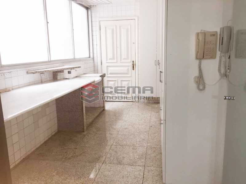 IMG-20200927-WA0016 - Apartamento de alto padrão para alugar com 4 quartos sendo 3 suites e 2 VAGAS na garagem em Ipanema, Zona Sul, Rio de Janeiro, RJ. 300m - LAAP40876 - 17