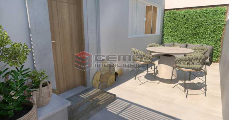 3 - Casa de Vila 5 quartos à venda Tijuca, Zona Norte RJ - R$ 1.150.000 - LACV50011 - 4
