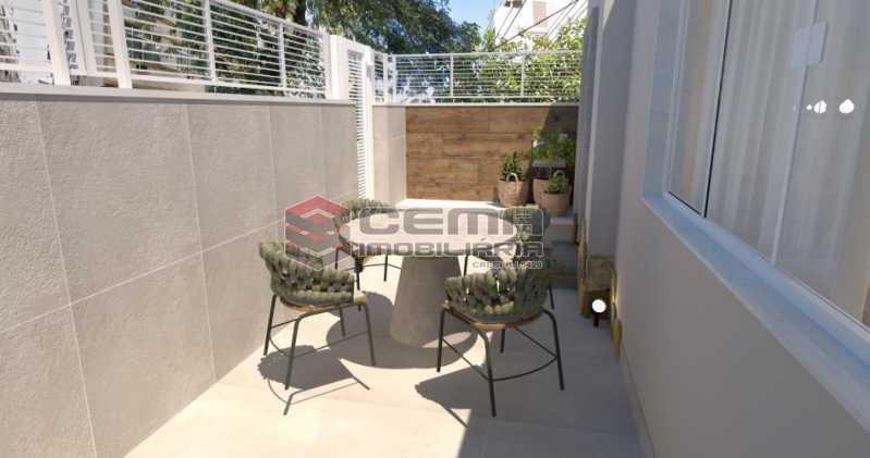 4 - Casa de Vila 5 quartos à venda Tijuca, Zona Norte RJ - R$ 1.150.000 - LACV50011 - 5