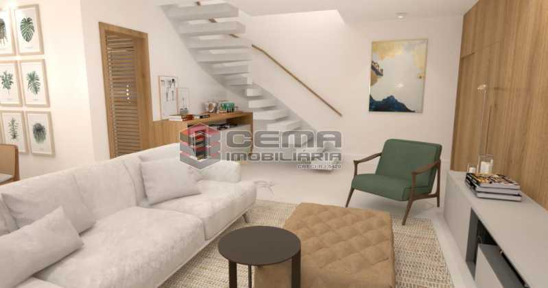 5 - Casa de Vila 5 quartos à venda Tijuca, Zona Norte RJ - R$ 1.150.000 - LACV50011 - 6