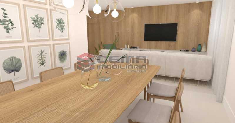 7 - Casa de Vila 5 quartos à venda Tijuca, Zona Norte RJ - R$ 1.150.000 - LACV50011 - 8