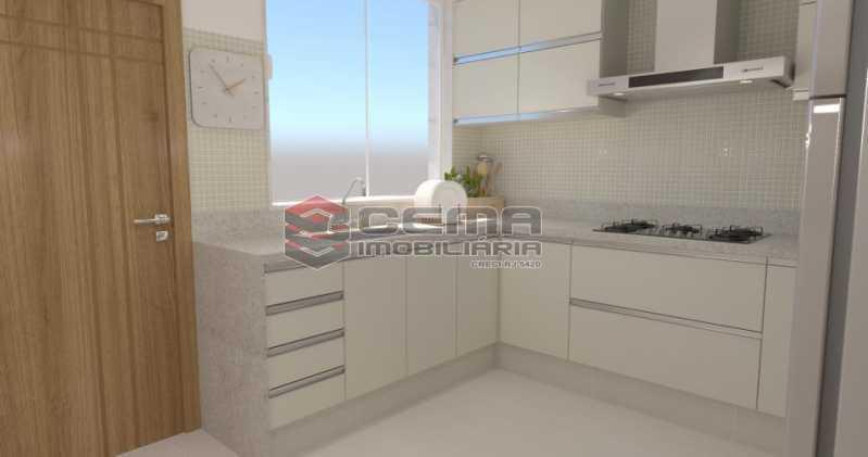 8 - Casa de Vila 5 quartos à venda Tijuca, Zona Norte RJ - R$ 1.150.000 - LACV50011 - 9