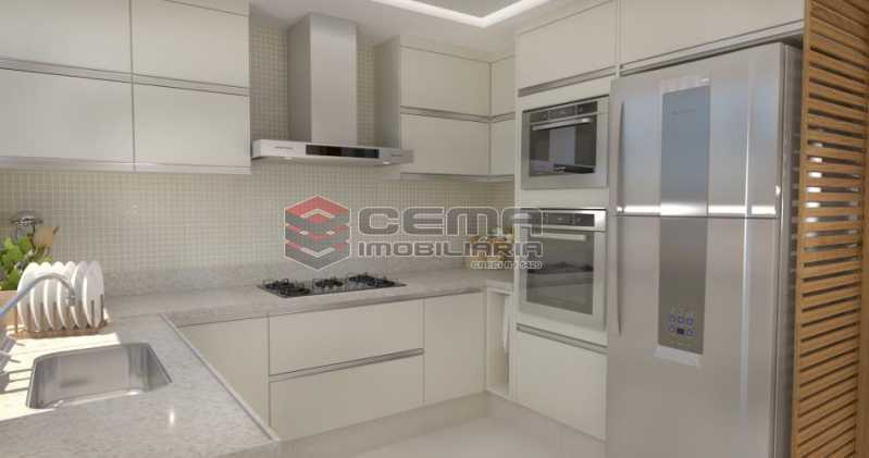 9 - Casa de Vila 5 quartos à venda Tijuca, Zona Norte RJ - R$ 1.150.000 - LACV50011 - 10