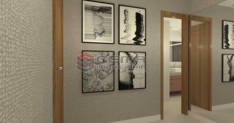 11 - Casa de Vila 5 quartos à venda Tijuca, Zona Norte RJ - R$ 1.150.000 - LACV50011 - 12