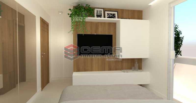 12 - Casa de Vila 5 quartos à venda Tijuca, Zona Norte RJ - R$ 1.150.000 - LACV50011 - 13