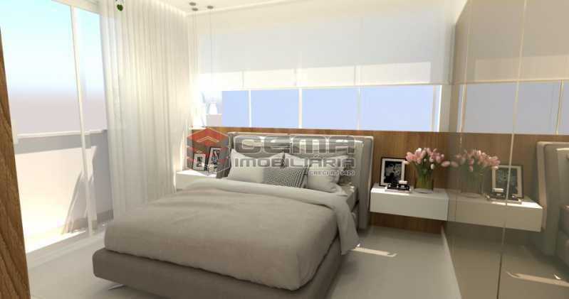 13 - Casa de Vila 5 quartos à venda Tijuca, Zona Norte RJ - R$ 1.150.000 - LACV50011 - 14