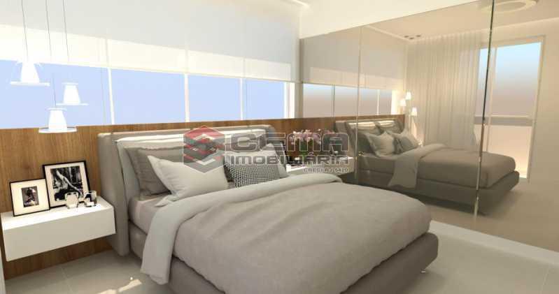 14 - Casa de Vila 5 quartos à venda Tijuca, Zona Norte RJ - R$ 1.150.000 - LACV50011 - 15