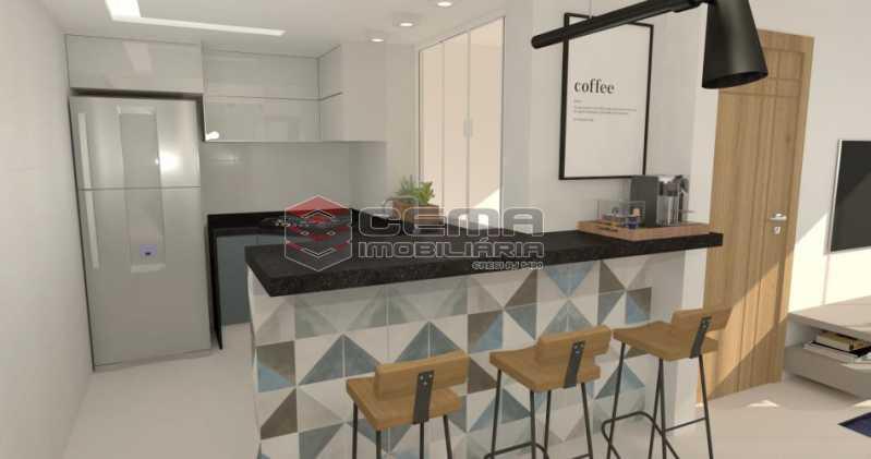 15 - Casa de Vila 5 quartos à venda Tijuca, Zona Norte RJ - R$ 1.150.000 - LACV50011 - 16