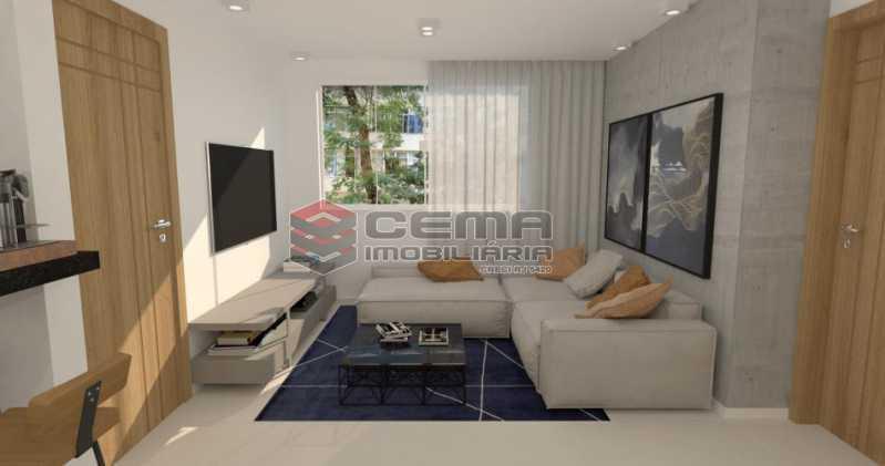 17 - Casa de Vila 5 quartos à venda Tijuca, Zona Norte RJ - R$ 1.150.000 - LACV50011 - 18