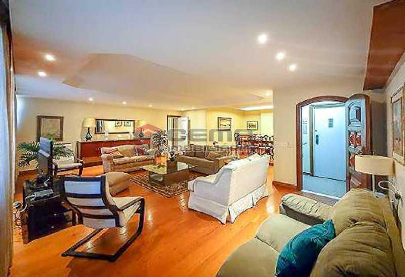 IMG-20201002-WA0003 - Apartamentos para alugar com 4 quartos sendo 2 suites e 1vaga na garagem, Zona Sul, Rio de Janeiro, RJ, 240m - LAAP40879 - 1