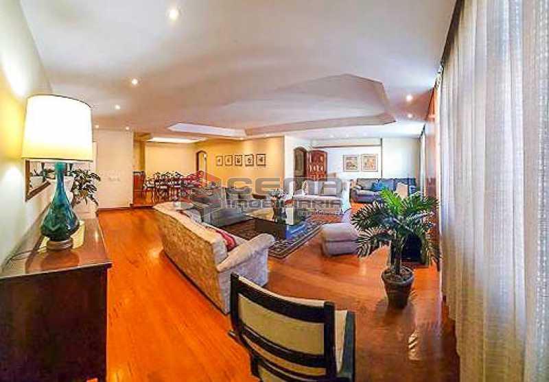 IMG-20201002-WA0004 - Apartamentos para alugar com 4 quartos sendo 2 suites e 1vaga na garagem, Zona Sul, Rio de Janeiro, RJ, 240m - LAAP40879 - 3