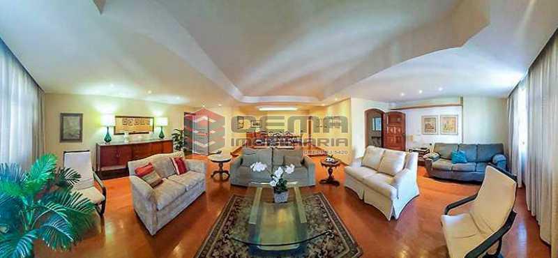 IMG-20201002-WA0014 - Apartamentos para alugar com 4 quartos sendo 2 suites e 1vaga na garagem, Zona Sul, Rio de Janeiro, RJ, 240m - LAAP40879 - 4