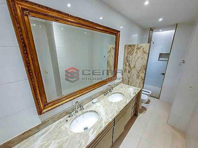 IMG-20201002-WA0002 - Apartamentos para alugar com 4 quartos sendo 2 suites e 1vaga na garagem, Zona Sul, Rio de Janeiro, RJ, 240m - LAAP40879 - 8