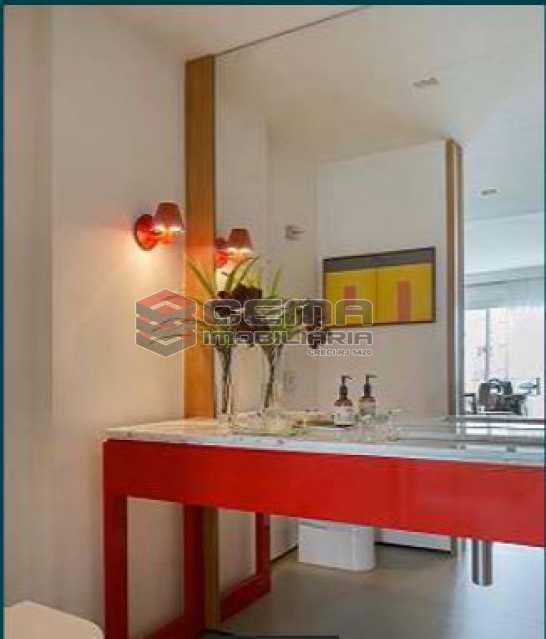 4 - Apartamento à venda Rua Sacopa,Lagoa, Zona Sul RJ - R$ 3.300.000 - LAAP40882 - 12
