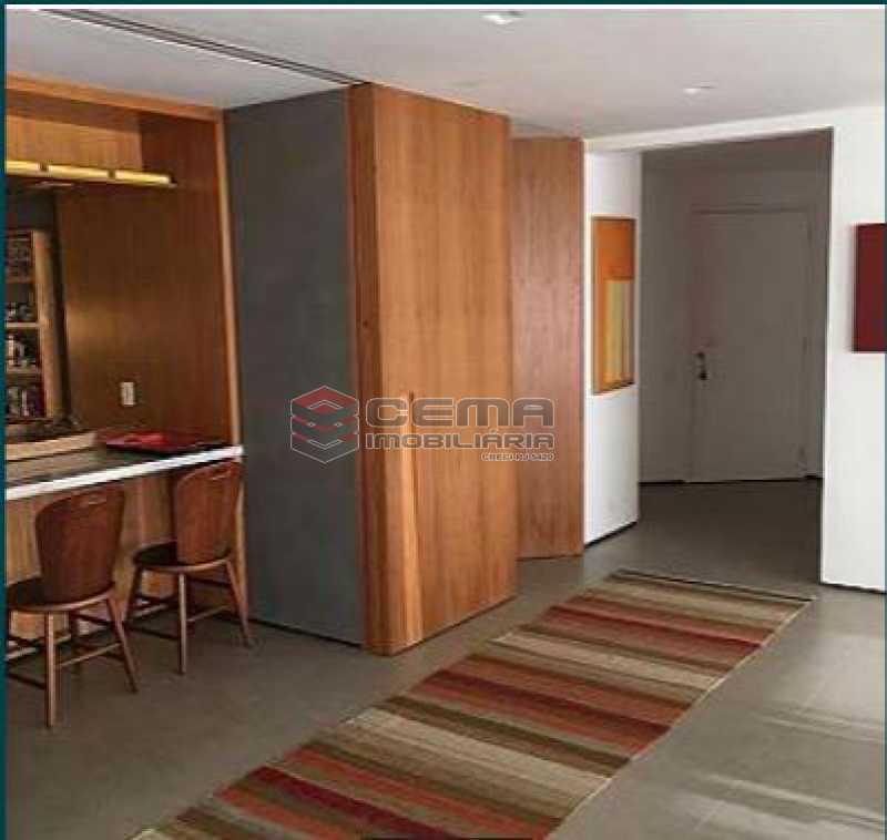 5 - Apartamento à venda Rua Sacopa,Lagoa, Zona Sul RJ - R$ 3.300.000 - LAAP40882 - 15