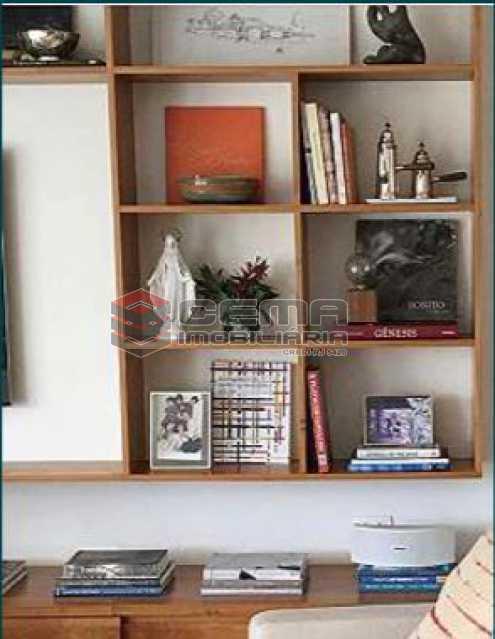 9 - Apartamento à venda Rua Sacopa,Lagoa, Zona Sul RJ - R$ 3.300.000 - LAAP40882 - 6