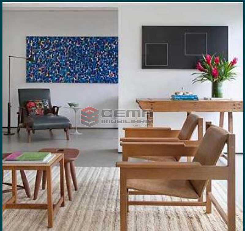 11 - Apartamento à venda Rua Sacopa,Lagoa, Zona Sul RJ - R$ 3.300.000 - LAAP40882 - 10