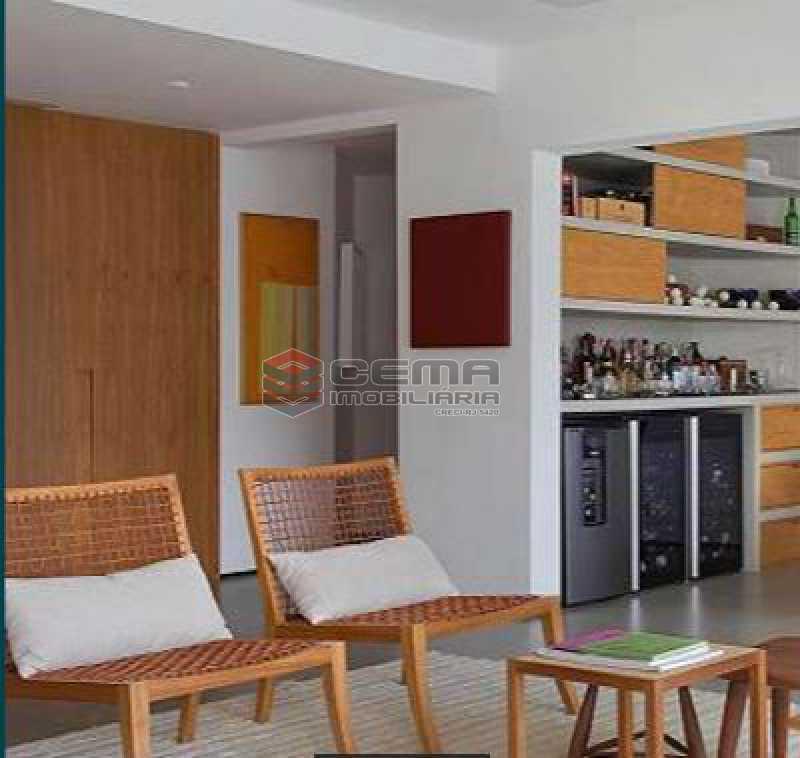 12 - Apartamento à venda Rua Sacopa,Lagoa, Zona Sul RJ - R$ 3.300.000 - LAAP40882 - 11
