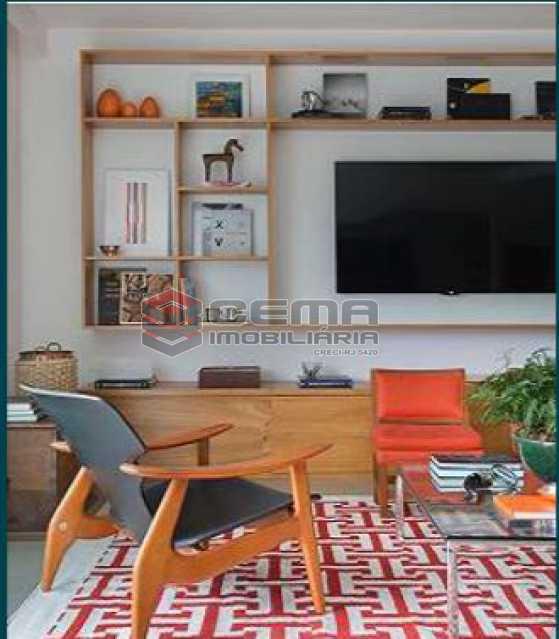 14 - Apartamento à venda Rua Sacopa,Lagoa, Zona Sul RJ - R$ 3.300.000 - LAAP40882 - 7